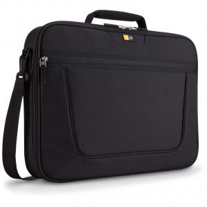 "Case Logic Value Laptop Bag 17.3"" No personalization Noir"